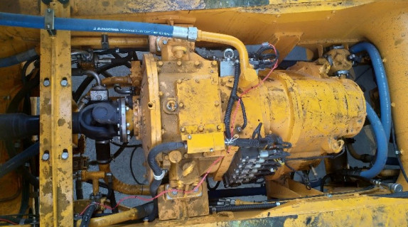 Hydraulics electronic control system